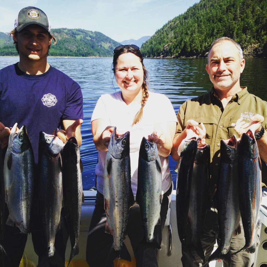 Sockeye Fishing opened in the Alberni Inlet on May 1st 2018. Sockeye sport fishing historically gets underway by Mid June. The current possession limit is 2 Sockeye Salmon per day with a 2 day limit of four.