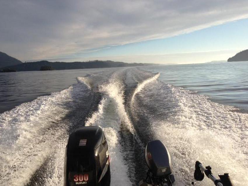 Port Alberni / Barkley Sound Fishing
